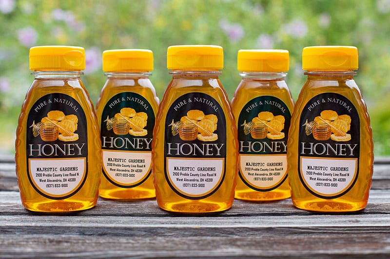 Honey from Majestic Nursery & Gardens