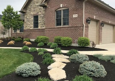 residential landscaping Majestic Nursery & Gardens